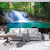 FORWALL cascada–Papel pintado fotográfico Photo Wallpaper Mural...