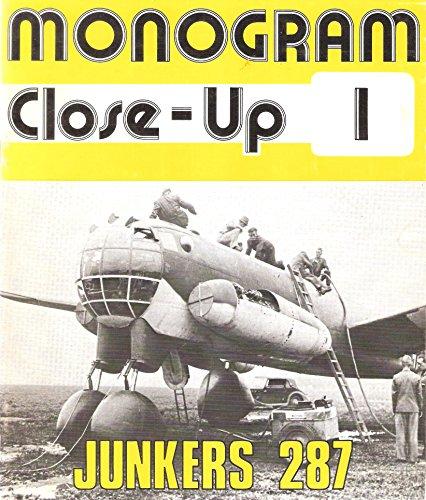 Monogram Close-Up 1: Junkers Ju 287
