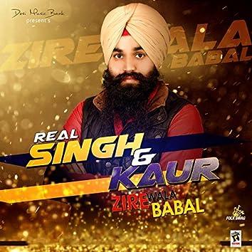 Real Singh & Kaur