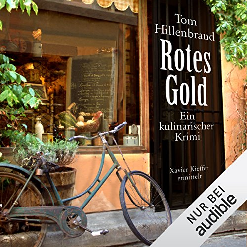 Rotes Gold audiobook cover art