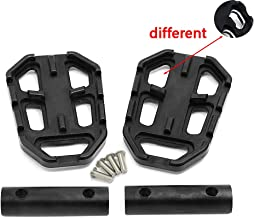 Motoparty Foot Pegs Pedals Rest Footpegs Enlarge For BMW F750GS F850GS G310GS R1200GS S1000XR R Nine T Scrambler R nine T Urban/GS