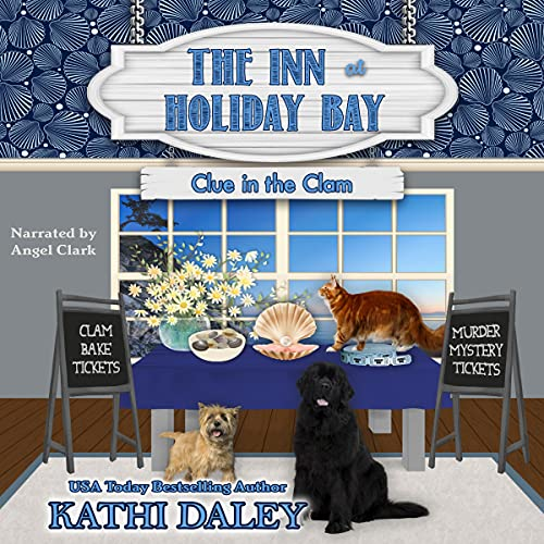 Clue in the Clam Audiobook By Kathi Daley cover art