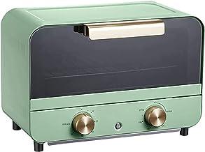 Four grille-pain, gorgée d'air four ménage mini four électrique fourgonnette machine multifonctionnelle automatique 12L mi...
