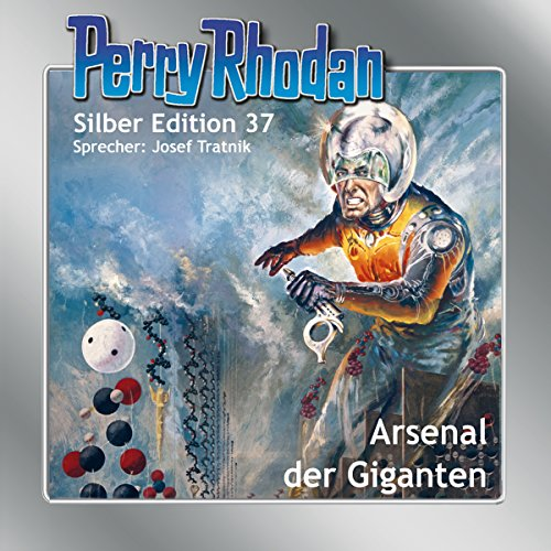 Arsenal der Giganten audiobook cover art