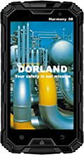 $685 Get DORLAND Harmony_08 Explosion-Proof IP68 Rugged Smartphone, Intrinsically Safe for Oil & Gas Industry and Hazardous Areas, Fully Frequency Network 4G LTE Android 7.0 OTG NFC Dual SIM GPS Navigation