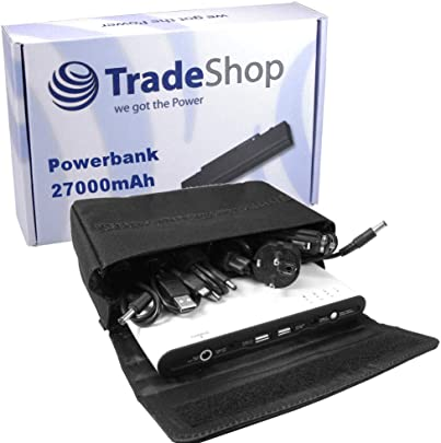 Universal Powerbank 27000mAh Externer Akku Batterie Zusatzakku f r Dell Inspiron Latitude Studio Precision Ultrabook Schätzpreis : 128,90 €