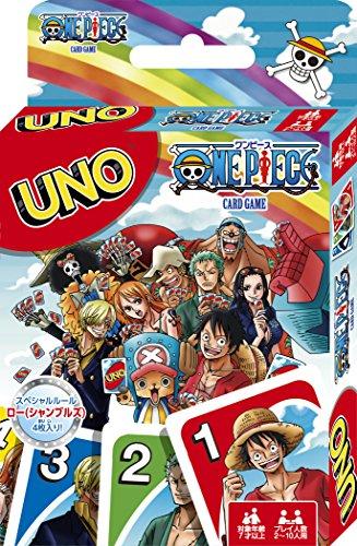 Uno One Piece (Anleitung nur auf Japanisch)