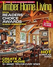 Timber Home Living - Magazine Subscription from MagazineLine (Save 44%)