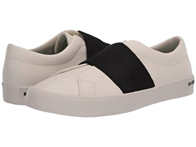 SeaVees Gallery Gore Sneaker Leather (White) Women