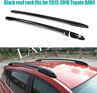 Für Toyota RAV 4 01.2019 jetzt MENABO Dachträger Tiger Aluminium schwarz NEU