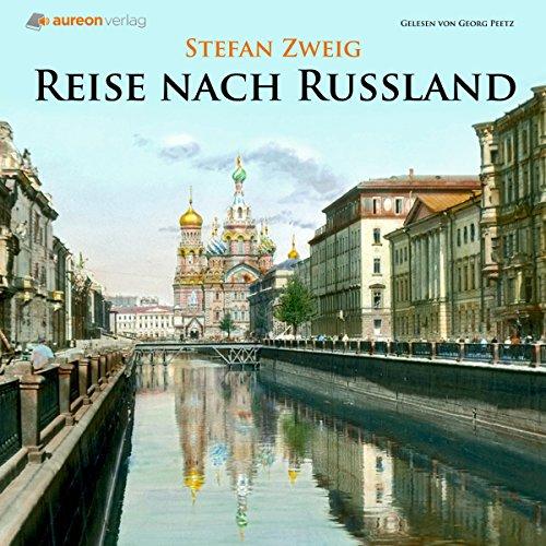 Reise nach Russland Titelbild