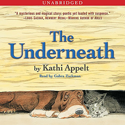 The Underneath audiobook cover art