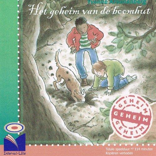 Het geheim van de boomhut audiobook cover art