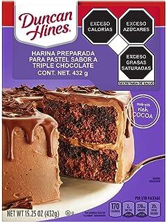 Duncan Hines Signature Cake Mix Triple Chocolate, 432 gm