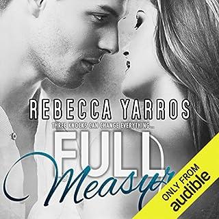 Full Measures audiobook cover art