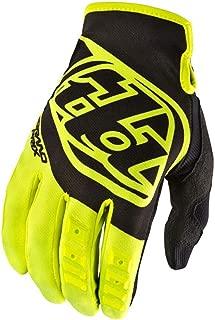 Troy Lee Designs GP Men's Off-Road Gloves - Flo Yellow/Large