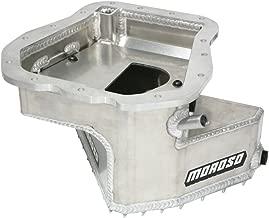 Moroso 20965 Aluminum Wet Sump Oil Pan with Windage Tray for Subaru