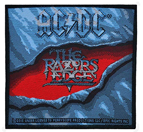 AC/DC The Razors Edge Aufnäher | 2830