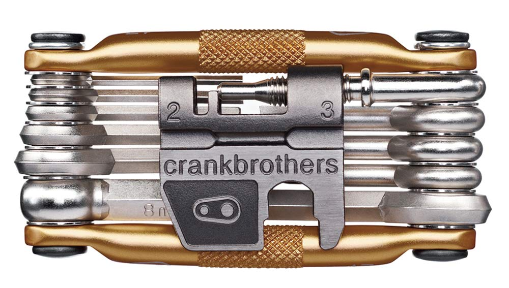 CRANKBROTHERs Crank Brothers Bicycle 17 Function