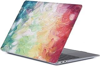 RYGOU Funda Dura Old MacBook Pro Retina 15 Pulgadas con Cubierta de Teclado Pantalla Shell Modelo:A1398