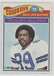 Billy Joe DuPree (Football Card) 1977 Topps - [Base] #260