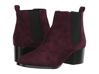 Nine West Colt Bootie (Dark Black Cherry) Women