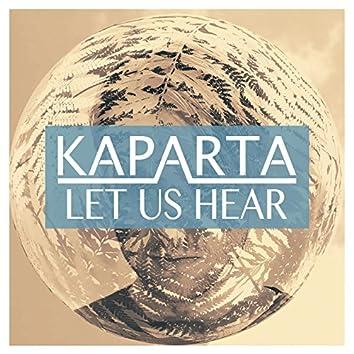 Let Us Hear