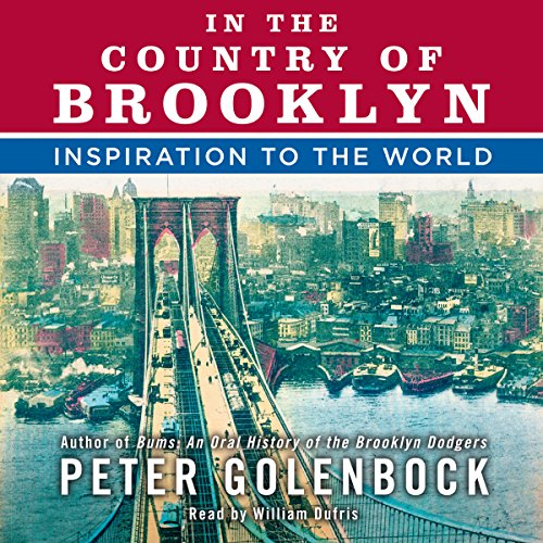 In the Country of Brooklyn: Inspiration to the World audiobook cover art