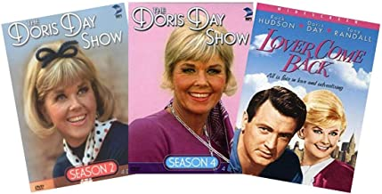 Doris Day Movie & TV DVD Collection: The Doris Day Show: Season 2 / The Doris Day Show: Season 4 / Lover Come Back [Complete Second and Fourth Seasons]