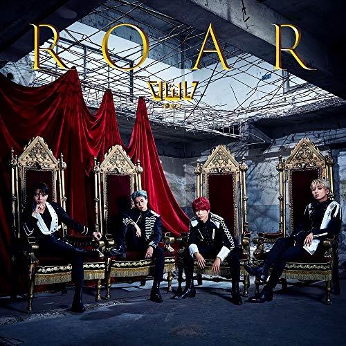 【Amazon.co.jp限定】Roar (通常盤)(特典:メガジャケ(通常盤絵柄)付)