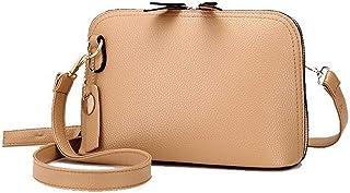 VogueZone009 Women's Pu Bags Casual Crossbody Bags,CCABO207423