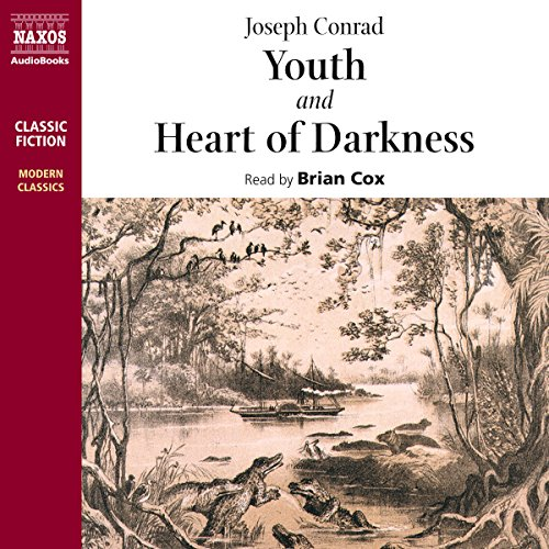 Youth and Heart of Darkness audiobook cover art