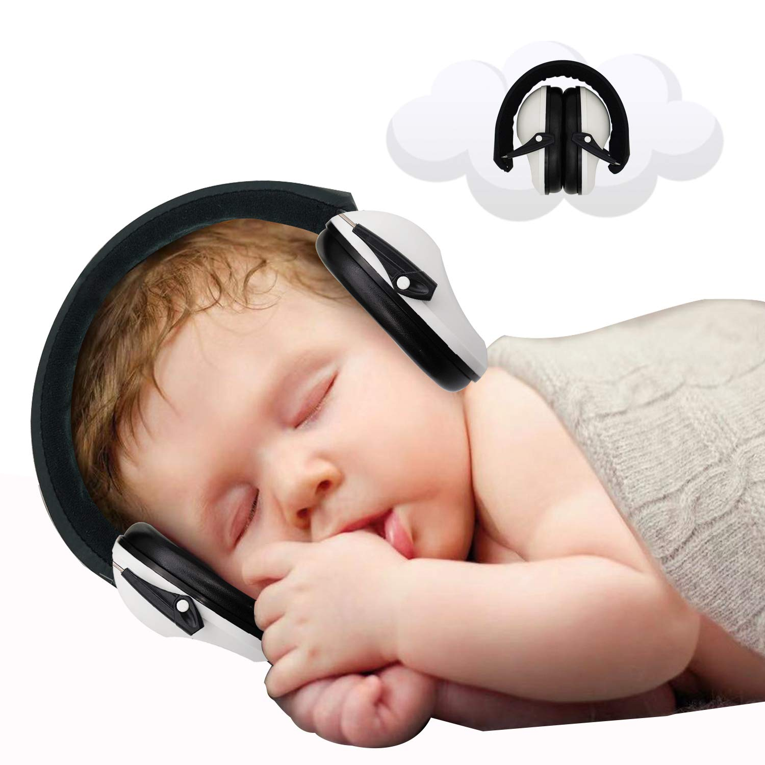 Baby Ear Protection Canceling Headphones