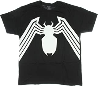 Marvel Comics - Mens Venom Venom Suit Fitted T-Shirt In Black