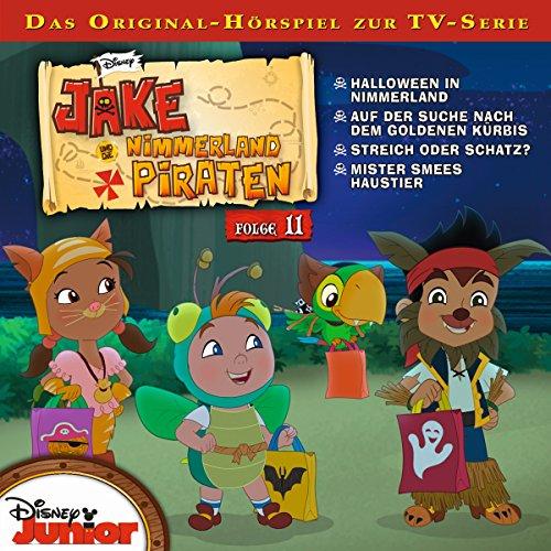 Jake und die Nimmerland-Piraten 11 Titelbild