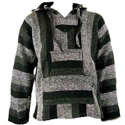 Siesta - Sweat-shirt à capuche - Homme Gris Gris - Gris - Gris - XXL