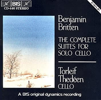 Britten: Complete Cello Suites