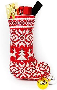 SUCK UK Christmas Stockings - Sealable Christmas Gift Bags