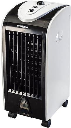 Climatizador Portatil Ventisol Cinza/Preto 220 V