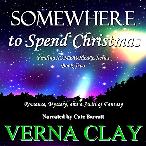 Somewhere to Spend Christmas audiobook cover art