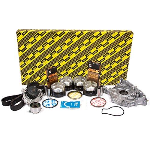 Evergreen OK4008HP/2/2/2 Fits 96-00 Honda Civic Del Sol 1.6L DOHC 16V B16A2 High Performance Engine Rebuild Kit