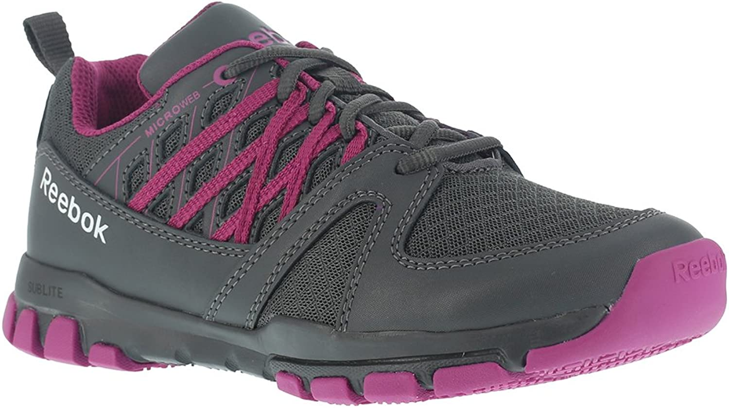 Reebok Womens Sublite Work Rb408 Work Boot