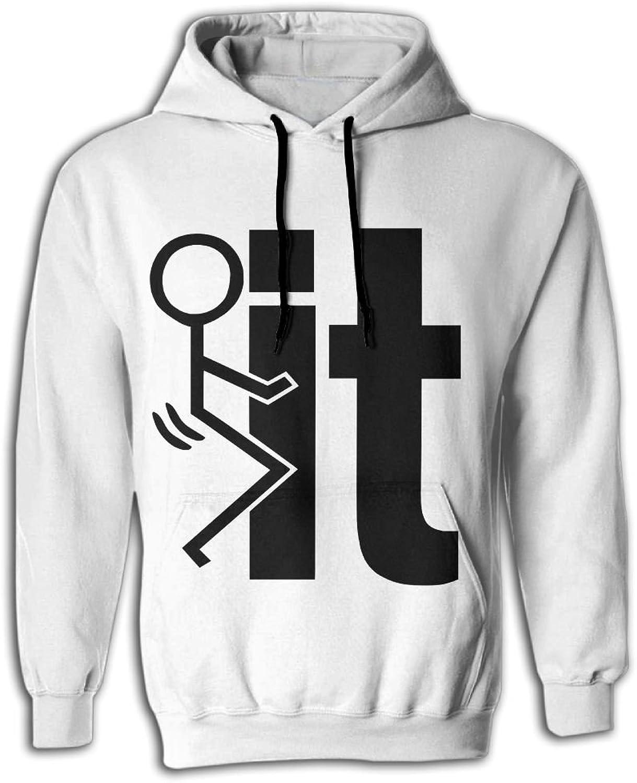 6e572d72956b Fuck It Man Fashion Hoodie Sweatshirts Hooded Sweater Sweater Sweater With  Pocket 3D Print a68bf6