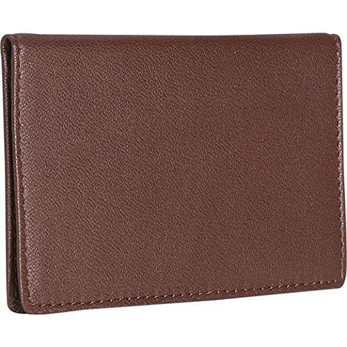 Royce Leather Royce Genuine Leather Mini ID Case Black
