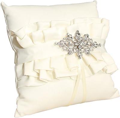 Amazon.com: Ivy Lane Diseño Boda Accesorios glamour Anillo ...