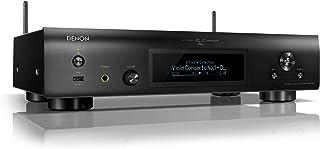 DENON Red Stereo Receiver DNP-800NE x Negro AirPlay, Bluetooth®, High-Resolution Audio, USB,
