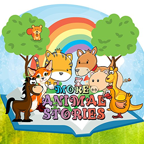 More Animal Stories audiobook cover art