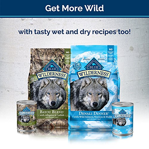 Product Image 6: Blue Buffalo Wilderness Denali Biscuits