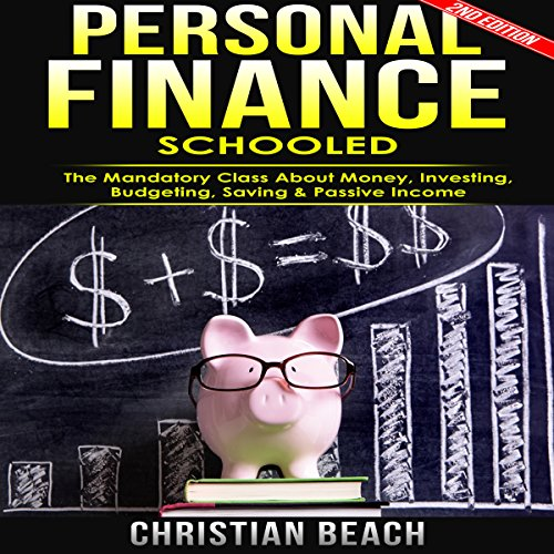 Personal Finance: Schooled audiobook cover art