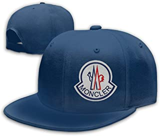 Monclers Leisure Unisex Baseball Cap with Adjustable Strap